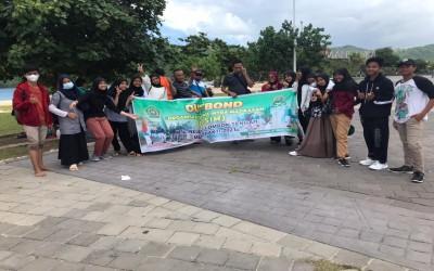 Pengurus OSIM MTsN 1 Lombok Tengah Ikuti Outbond