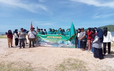 Outbond OSIM MTsN 1 Lombok Tengah Berlangsung di Kuta Mandalika